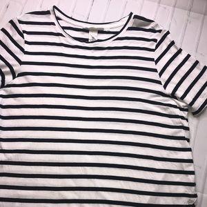 Stripe H&M Top